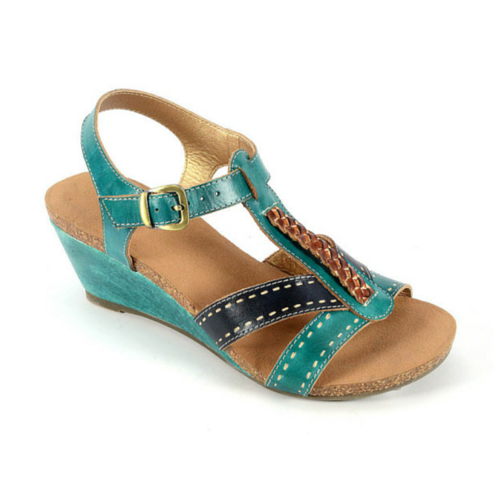 Corkys Shoes Sonoma Turquoise