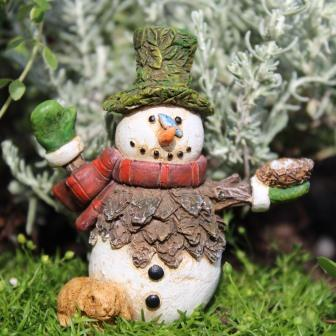 Fairy Garden Miniature Mr Flurry 223-144