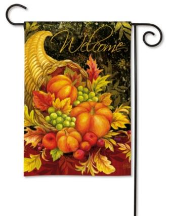 Garden Flag Bountiful Blessings