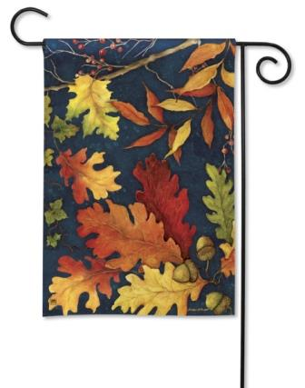 Garden Flag Fall Foliage