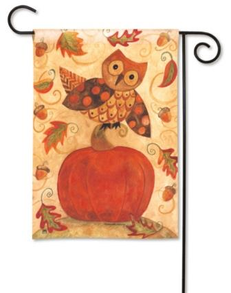 Garden Flag Fall Frolic